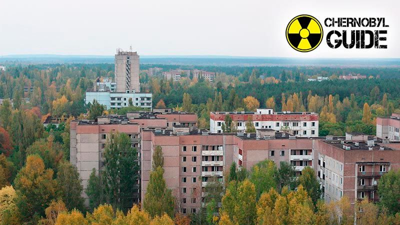Latest photos from Chernobyl