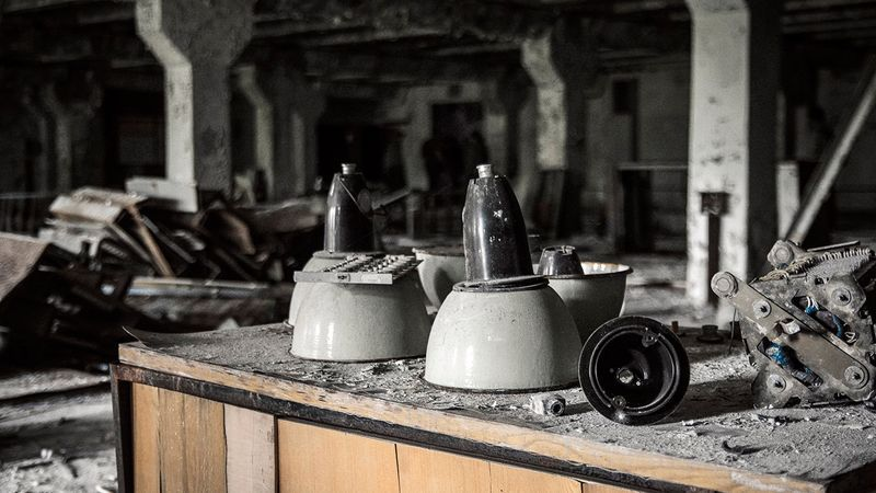 chernobyl now photos