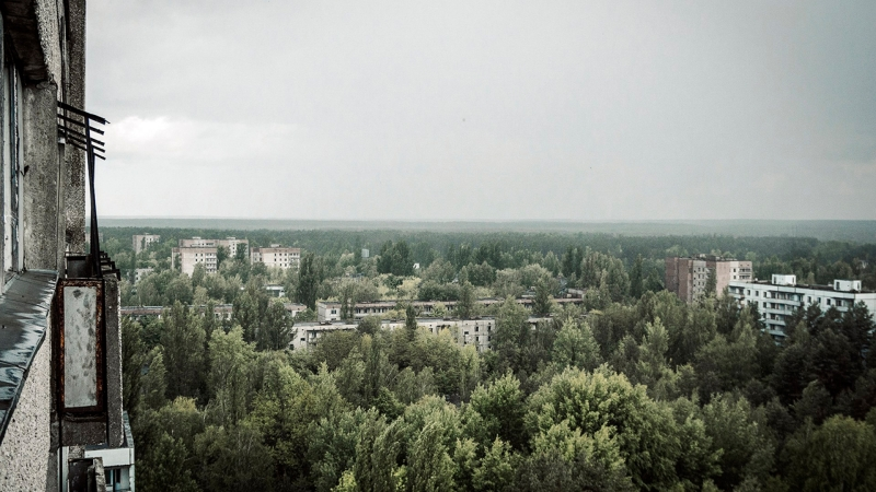 Pripyat, Chernobyl now pictures