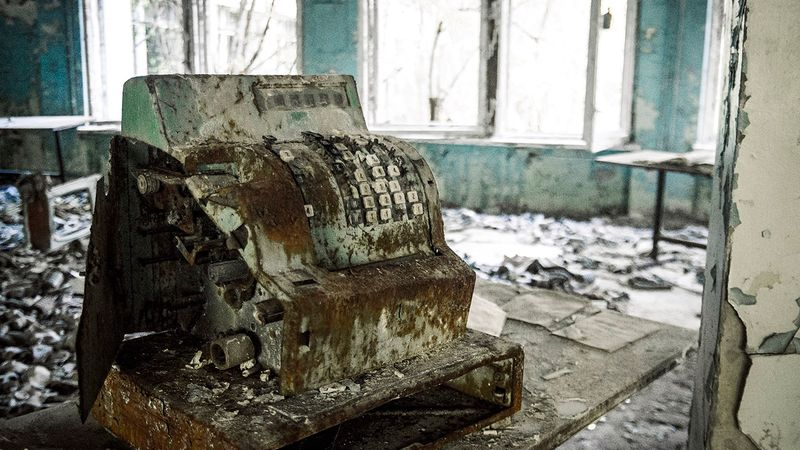 Pictures and photos of Chernobyl today