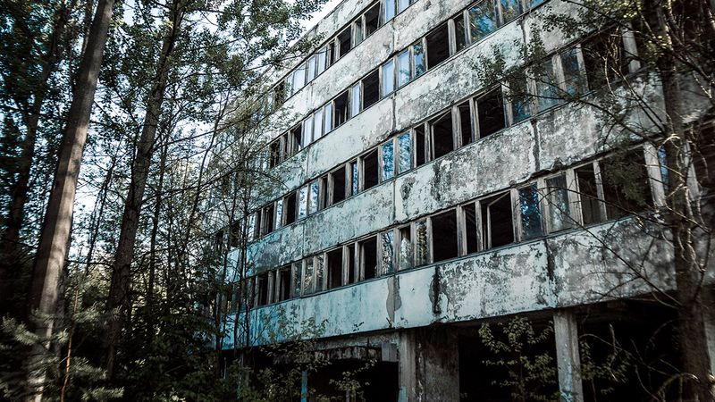 Photos from Chernobyl
