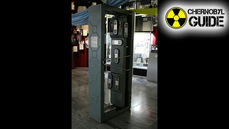 Echo of Chernobyl in the National Ukrainian Chernobyl Museum, photos