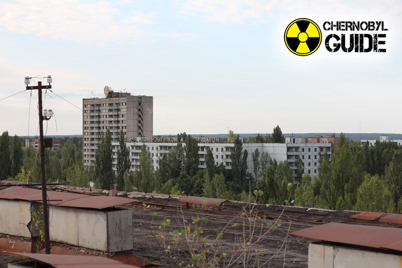 New images of Chernobyl