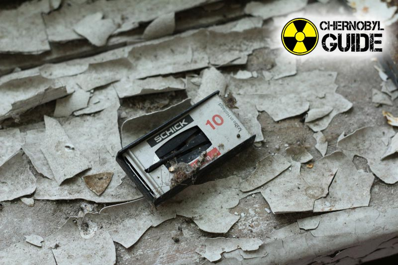 New photos and video of Pripyat in Chernobyl