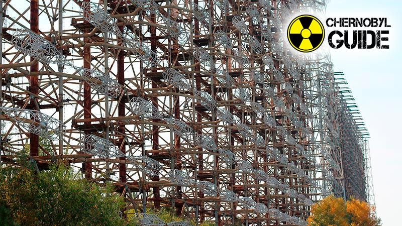 chernobyl satellite photos