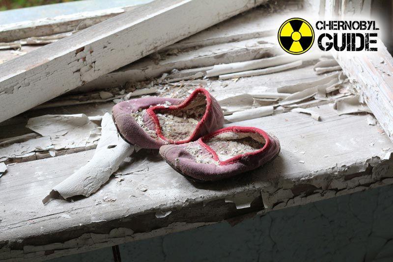 Rare photos of Chernobyl