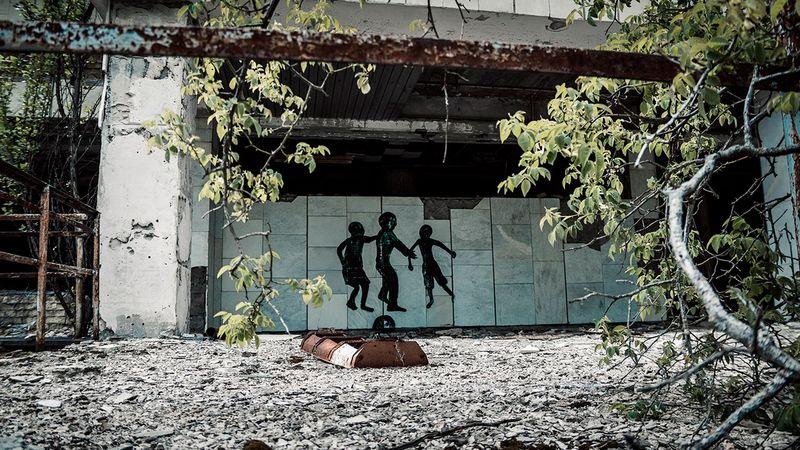 chernobyl ukraine 1986 pictures