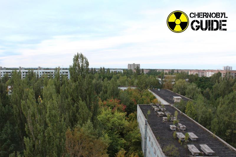 Photos of Chernobyl