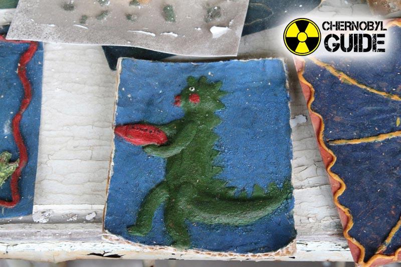 Fotos de Chernóbil radiactivo