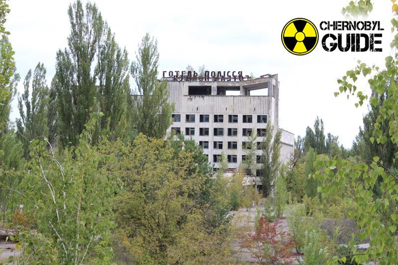 Photos of Chernobyl and Pripyat