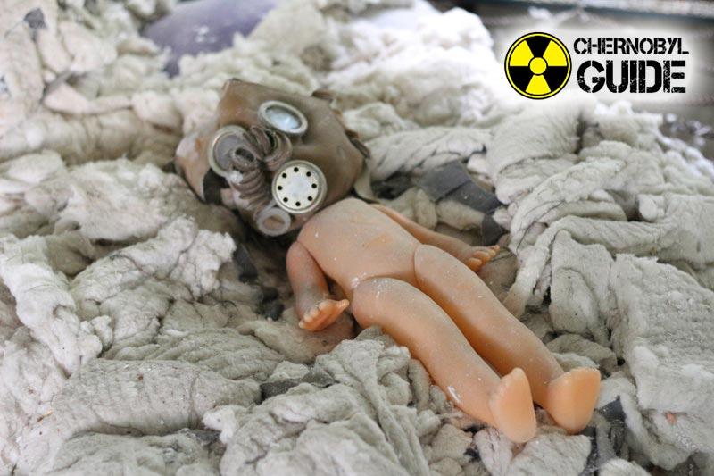 effetti chernobyl foto