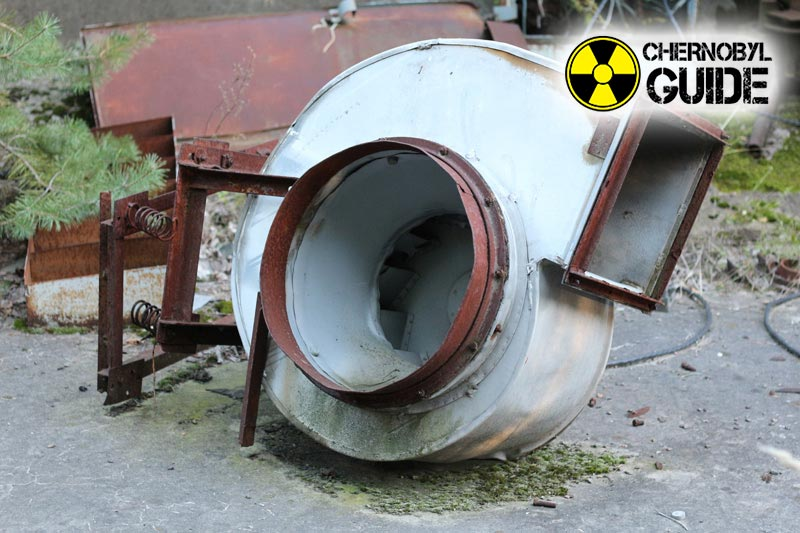 Fotos de la ciudad ucraniana de Pripyat después de 30 años