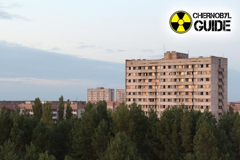 Fotos hechas en Chernobyl Pripyat hoy