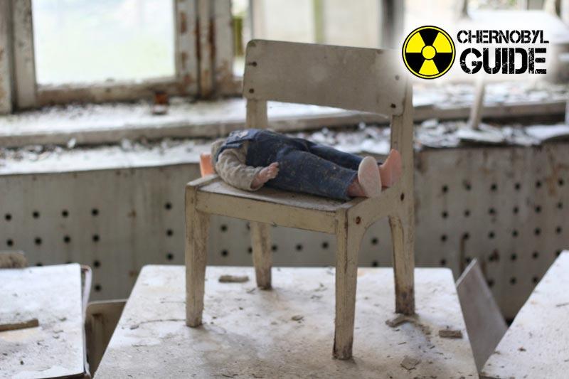 explosion en chernobyl imagenes