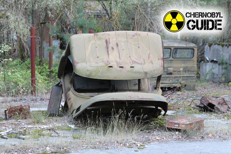 foto centrale chernobyl