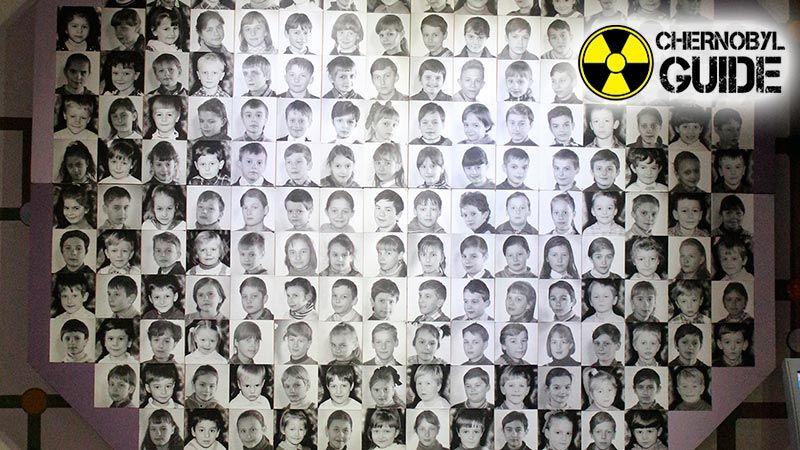 foto chernobyl bambini