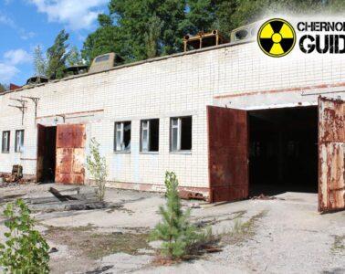 foto de chernobyl