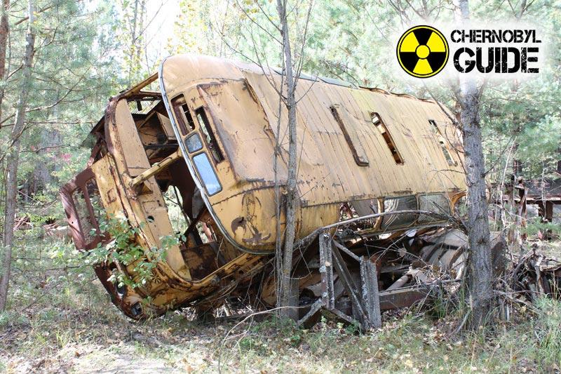 Ucraino Chernobyl in immagini
