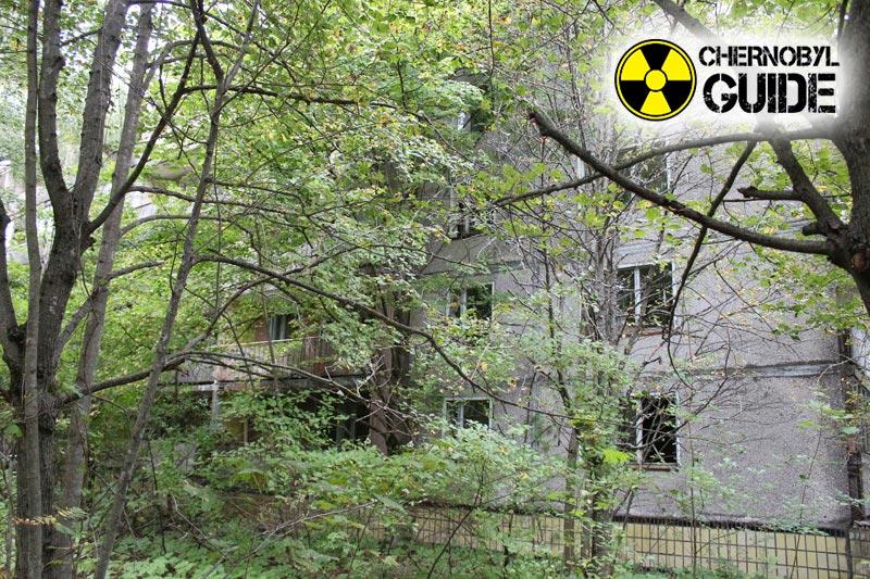 Foto fatte oggi a Pripyat