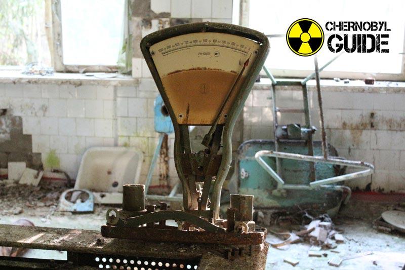 Foto di Chernobyl in Ucraina