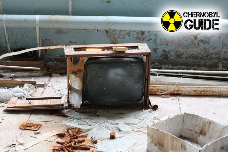 Pripyat dopo il disastro nelle immagini