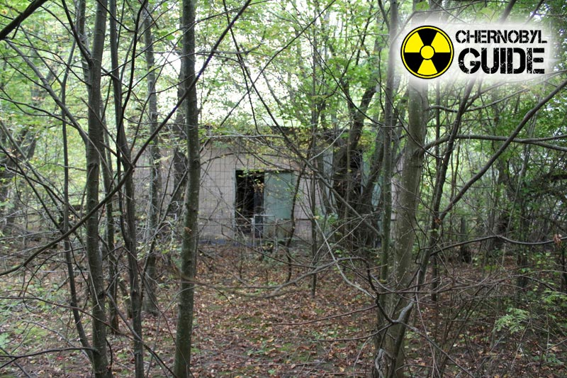 Photos made in Chernobyl and Pripyat today