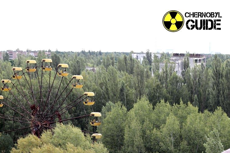 Photos from Ukrainian Chernobyl
