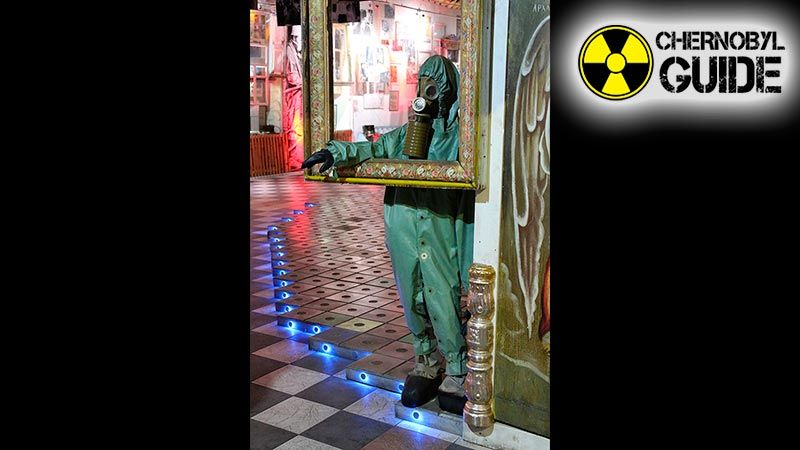 Photo from the Chernobyl Museum in Kiev