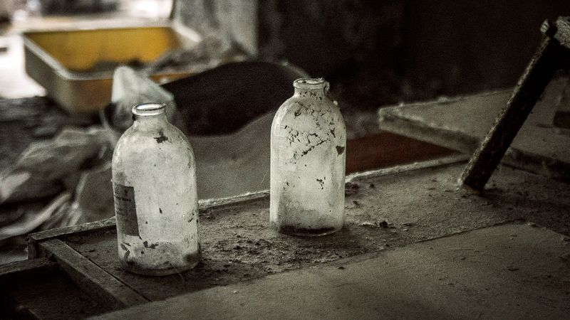 Everything in Chernobyl remains the same - pictures