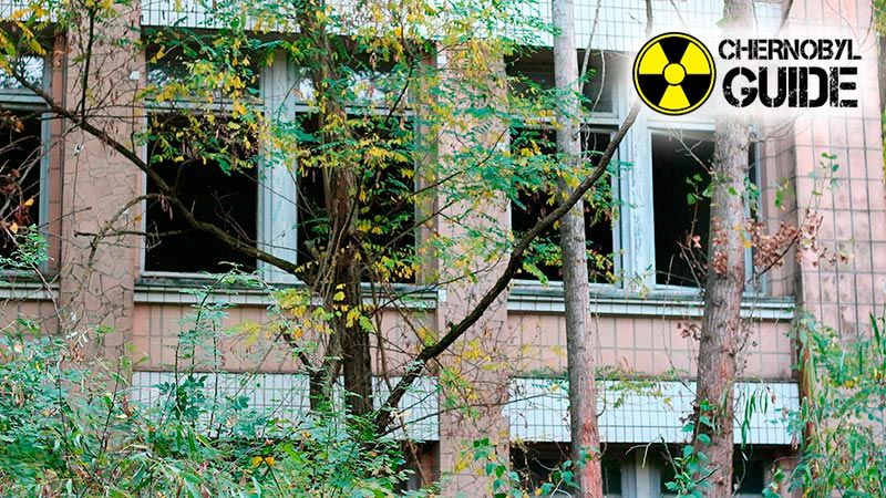 New photos from the Ukrainian Chernobyl