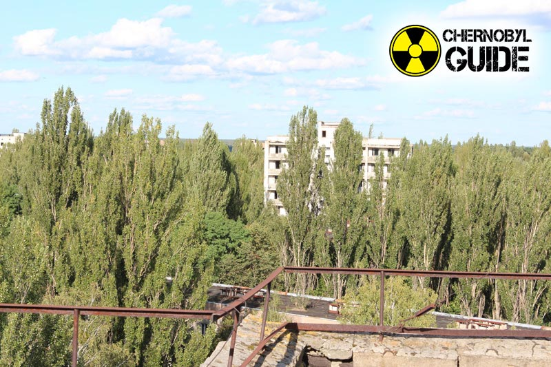 Chernobyl disaster in the city of Pripyat in pictures