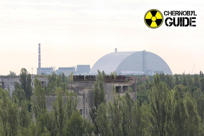 Detailed photos of Pripyat