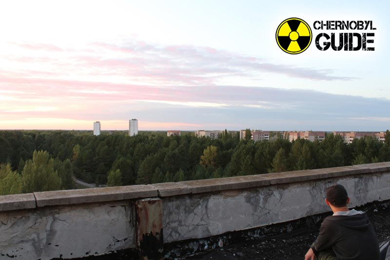 Pictures from Pripyat in Chernobyl after the 1986 disaster