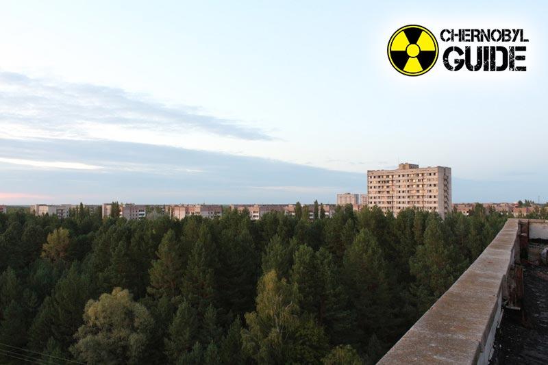 Fotos recibidas en Pripyat