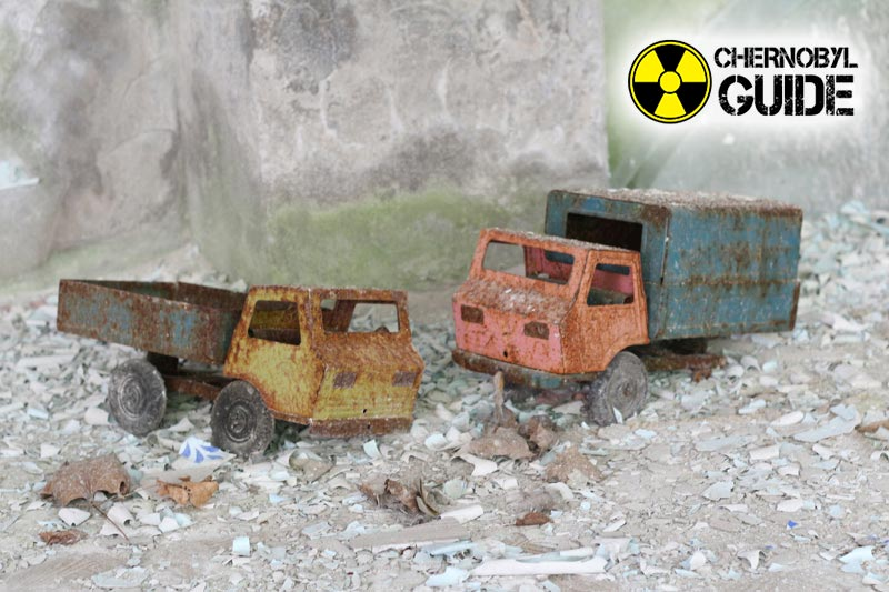 radiacion en chernobyl imagenes