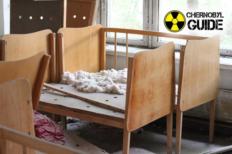 Imágenes de la ciudad de Pripyat en Chernobyl después del accidente en la central nuclear de 1986