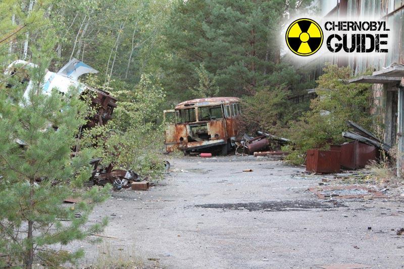 Imágenes de Chernobyl en Ucrania después de la explosión del cuarto reactor nuclear Chernobyl después del desastre de 1986 en imágenes