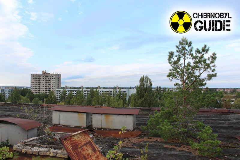 Fotos únicas de Chernobyl