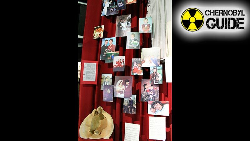 Pictures from the Chernobyl Museum