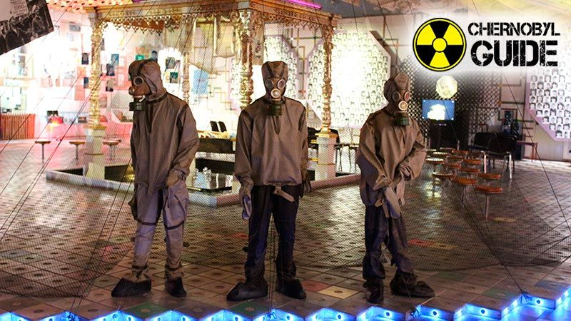 ukrainian national chernobyl museum